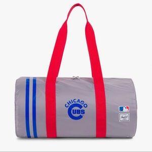 HERSCHEL SUPPLY CO Chicago Cubs Packable Duffel